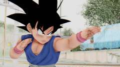 Dragon Ball Xenoverse Goku Kid GT SJ for GTA San Andreas
