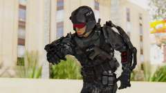 CoD Advanced Warfare ATLAS Soldier 1 for GTA San Andreas