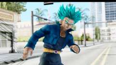Dragon Ball Xenoverse Future Trunks SSGSS for GTA San Andreas