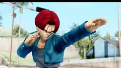 Dragon Ball Xenoverse Future Trunks SSG for GTA San Andreas