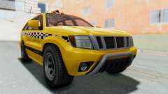 Canis Seminole Taxi for GTA San Andreas