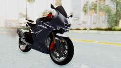 Kawasaki Ninja 250R Streetrace v2 for GTA San Andreas