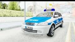 Opel Astra G Variant Polizei Hessen