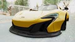 McLaren 650S Spyder ZenWorks