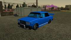 VAZ 2107 Sport for GTA San Andreas