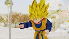 Dragon Ball Xenoverse Goten SSJ