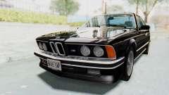 BMW M635 CSi (E24) 1984 IVF PJ3