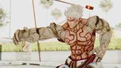 Asura Skin for GTA San Andreas