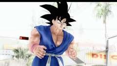 Dragon Ball Xenoverse Goku GT Adult SJ for GTA San Andreas