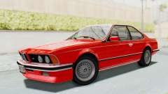 BMW M635 CSi (E24) 1984 IVF PJ2 for GTA San Andreas