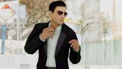 Mafia 2 - Vito Scaletta Madman Suit B&W