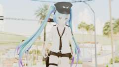 MMD Police Miku for GTA San Andreas