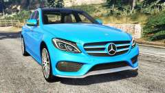 Mercedes-Benz C250 2014 for GTA 5