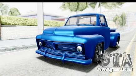 GTA 5 Vapid Slamvan Custom for GTA San Andreas