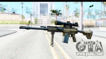 CoD Ghosts - G-28 Desert Camo for GTA San Andreas