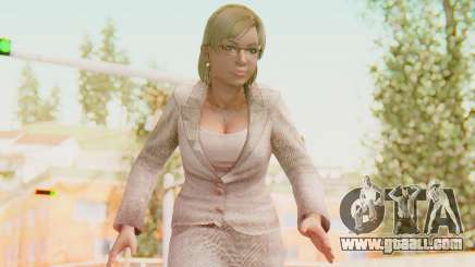Dead Rising - Jessica McCartney for GTA San Andreas