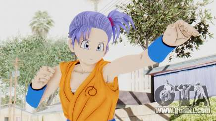 Dragon Ball Xenoverse Female Saiyan SJ for GTA San Andreas