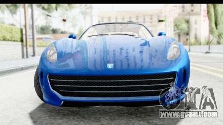 GTA 5 Grotti Bestia GTS for GTA San Andreas