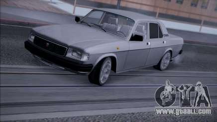 V8 GAS 31029 for GTA San Andreas