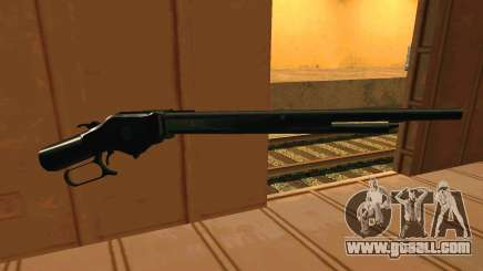 Winchester Model 1887 for GTA San Andreas