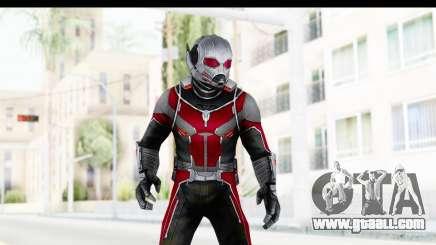 Marvel Future Fight - Ant-Man (Civil War) for GTA San Andreas