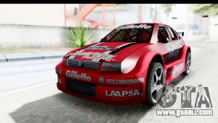 Volkswagen Polo TC2000 Temporada 2005(06) for GTA San Andreas