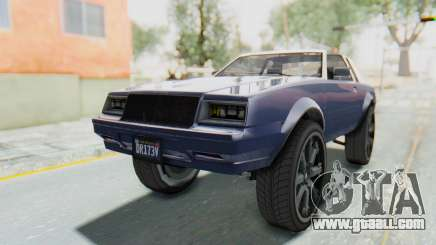 GTA 5 Willard Faction Custom Donk v3 IVF for GTA San Andreas