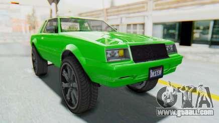 GTA 5 Willard Faction Custom Donk v3 for GTA San Andreas