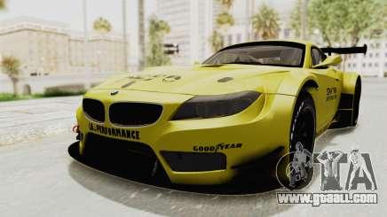 BMW Z4 Liberty Walk for GTA San Andreas