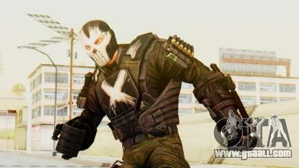 Marvel Heroes - Crossbones for GTA San Andreas