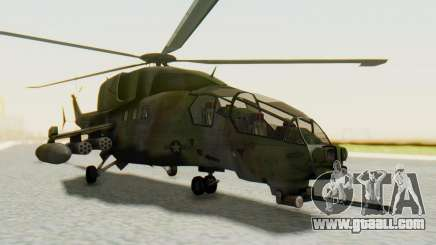 WZ-19 Attack Helicopter for GTA San Andreas