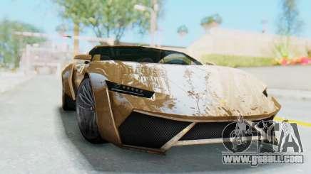 GTA 5 Pegassi Reaper SA Lights for GTA San Andreas