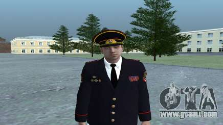 General of the Ministry for GTA San Andreas