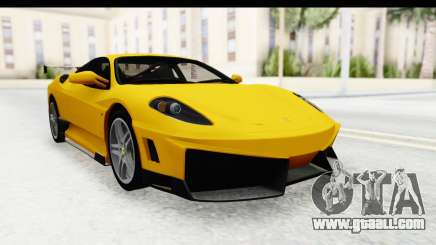 Ferrari F430 SVR for GTA San Andreas