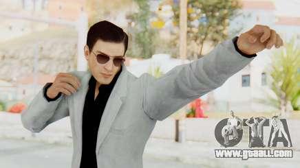 Mafia 2 - Vito Scaletta Madman Suit W&B for GTA San Andreas