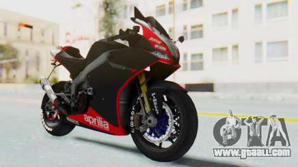 Aprilia RSV4 StreetRace for GTA San Andreas