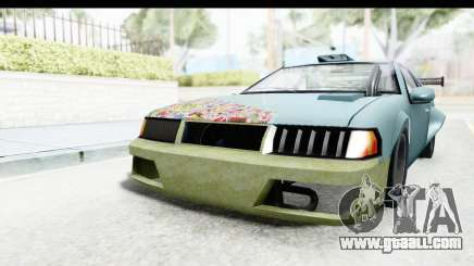 Fortune Korc for GTA San Andreas
