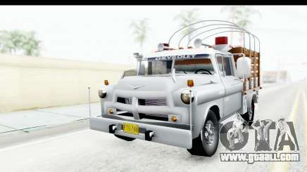 Chevrolet 3100 Diesel v2 for GTA San Andreas