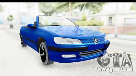 Peugeot 406 Cabrio Beta 0.8.3 for GTA San Andreas