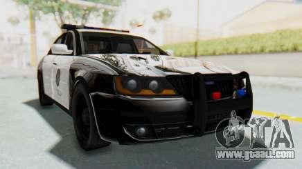 ASYM Desanne XT Pursuit v1 for GTA San Andreas