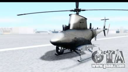 Northrop Grumman MQ-8B Fire Scout for GTA San Andreas
