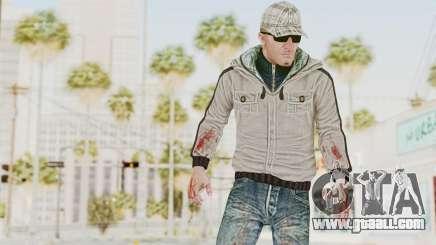 CrimeCraft - Londeners Gang Soldier 2 for GTA San Andreas