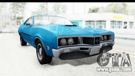 Mercury Cyclone Spoiler 1970 for GTA San Andreas