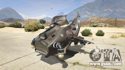 Motojet 2.0 for GTA 5