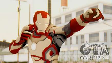 Marvel Heroes - Ironman Mk42 for GTA San Andreas