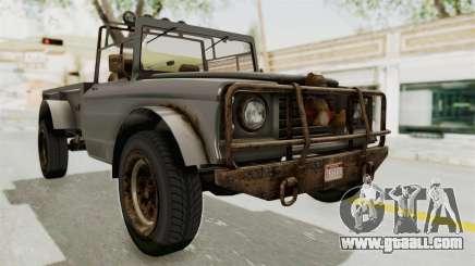 GTA 5 Canis Bodhi Trevor IVF for GTA San Andreas