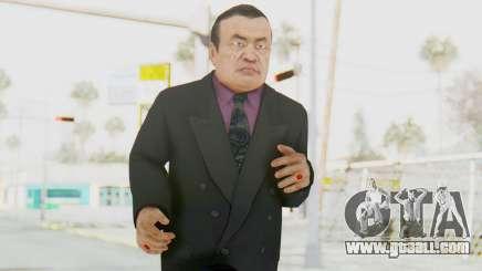 Mafia 2 - Wong for GTA San Andreas