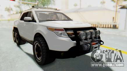 Ford Explorer Pickup for GTA San Andreas