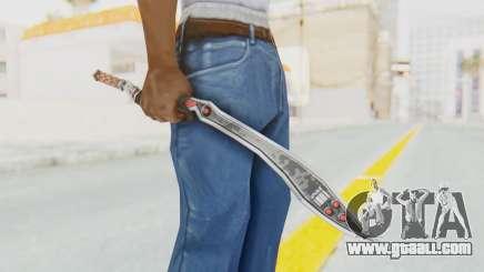 Nata Weapon for GTA San Andreas