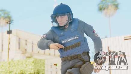 Interventna Jedinica Policije Srbije for GTA San Andreas
